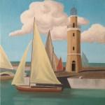Il porto canale di Cervia, 2012