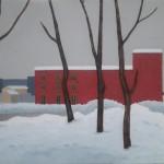 Nei pressi della stazione Kurskaja, 2012
