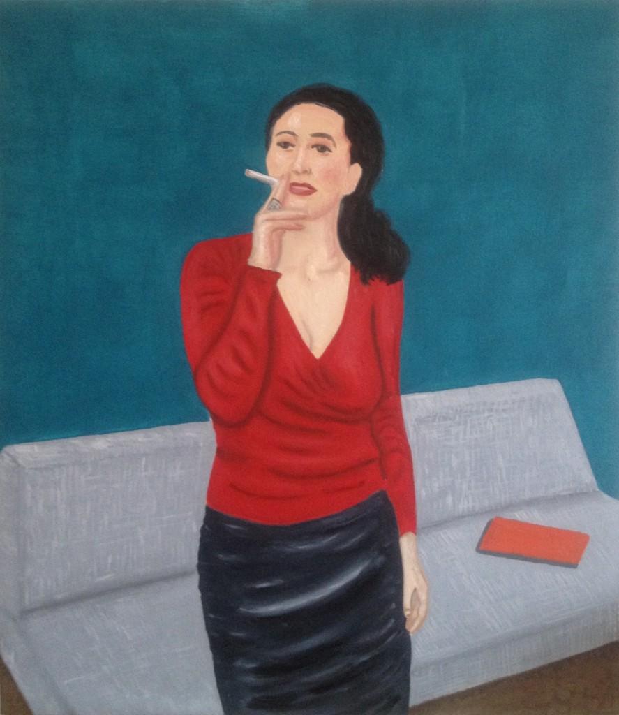 Ama fumar la sigaretta, 2013