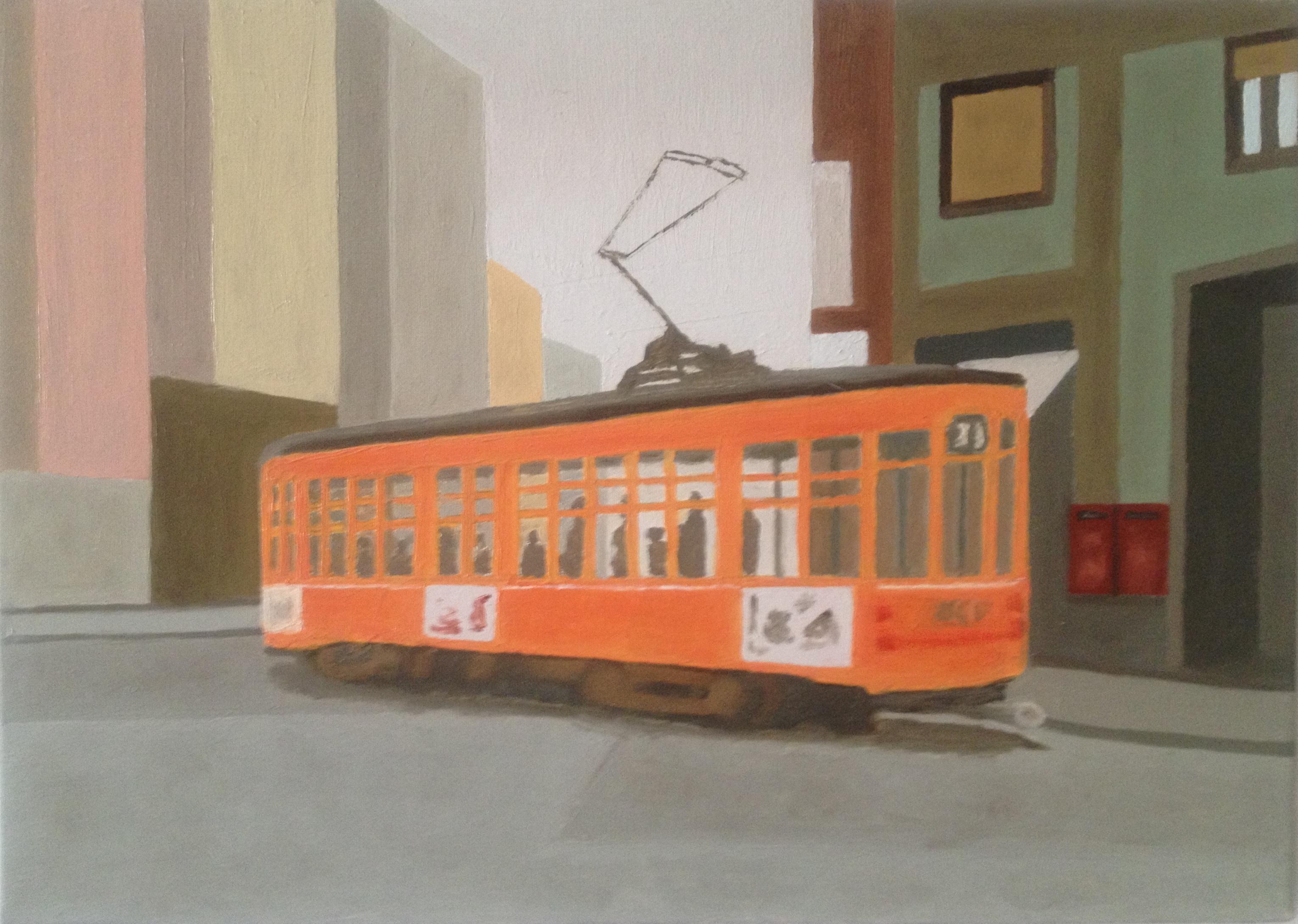 Tram a Milano, 2011