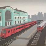 Stazione Belorussia, 2017