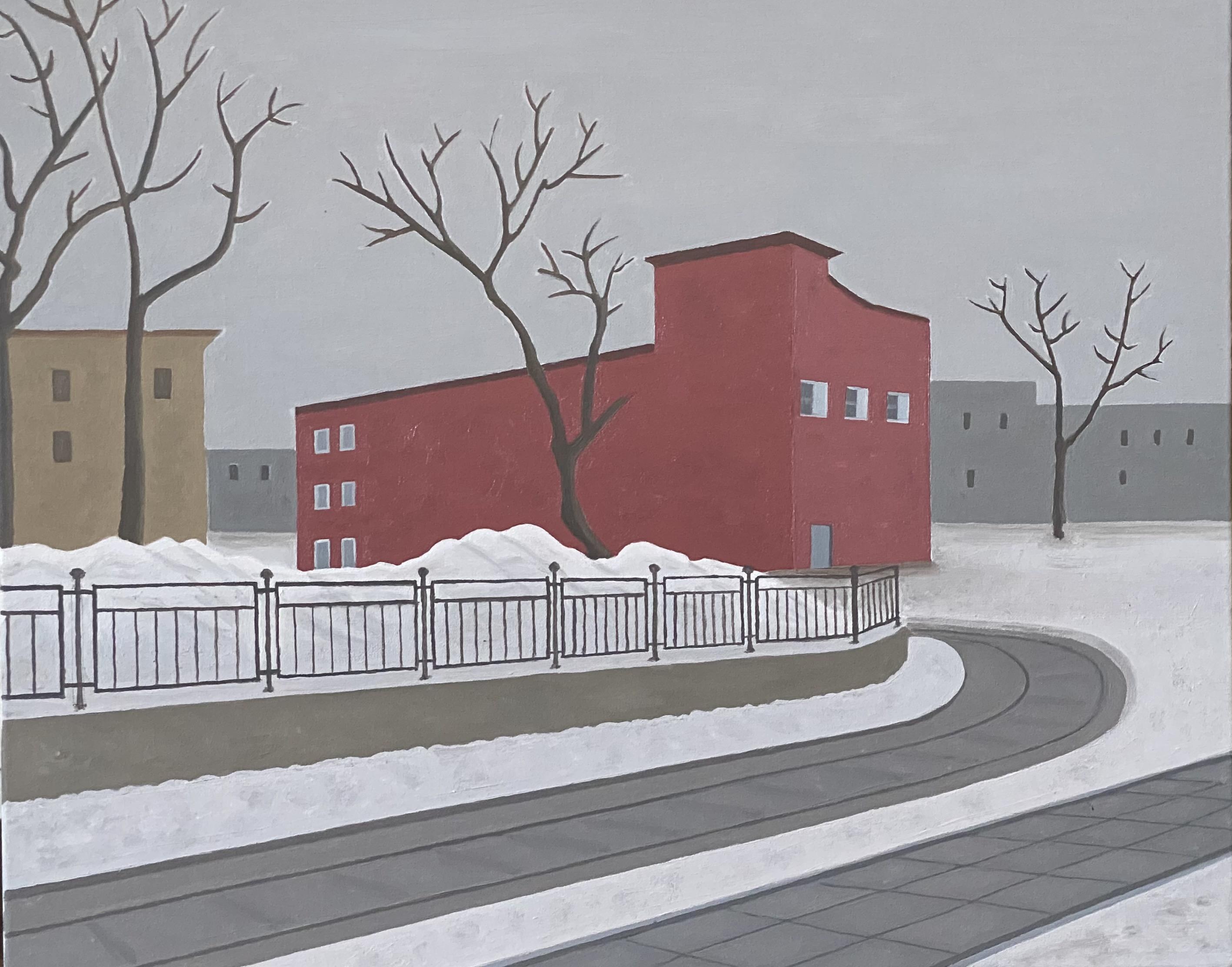 Kurskaja, la casa rossa, 2021